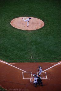 Yu Darvish MLB debut